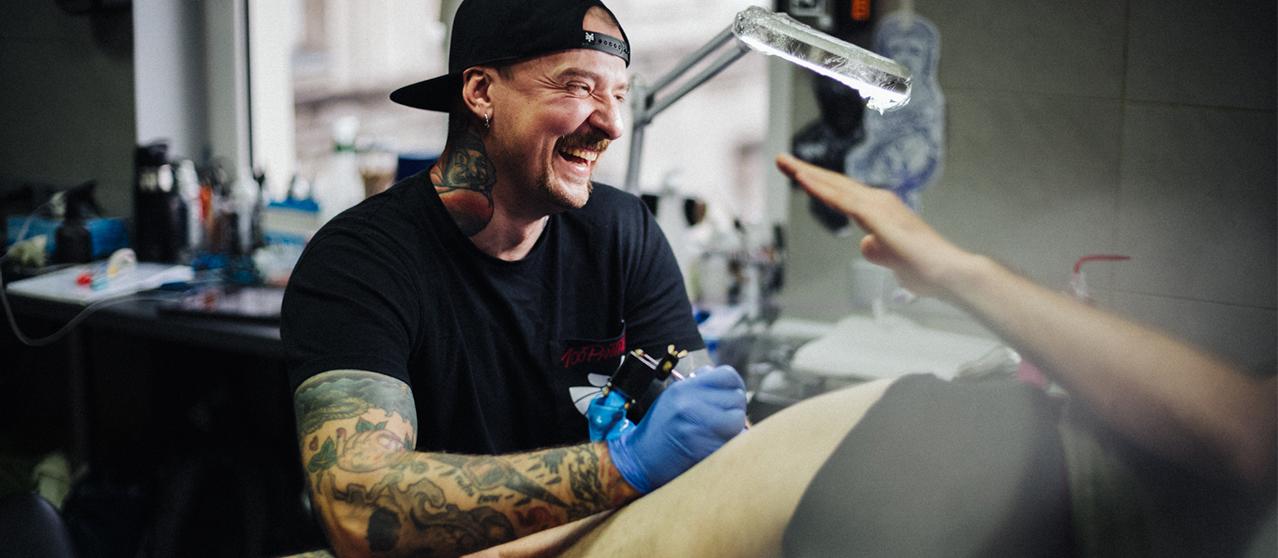 Studio Tatuażu Warszawa Dobry Salon Tatuażu Ceny